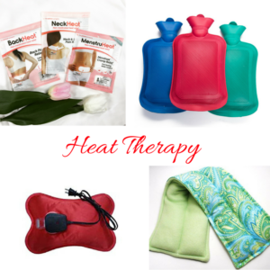 Heat Therapy Types